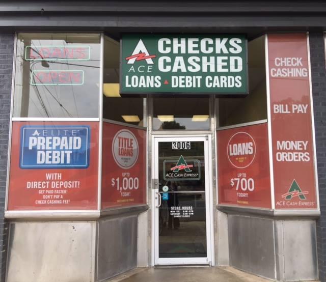ACE Cash Express Shreveport