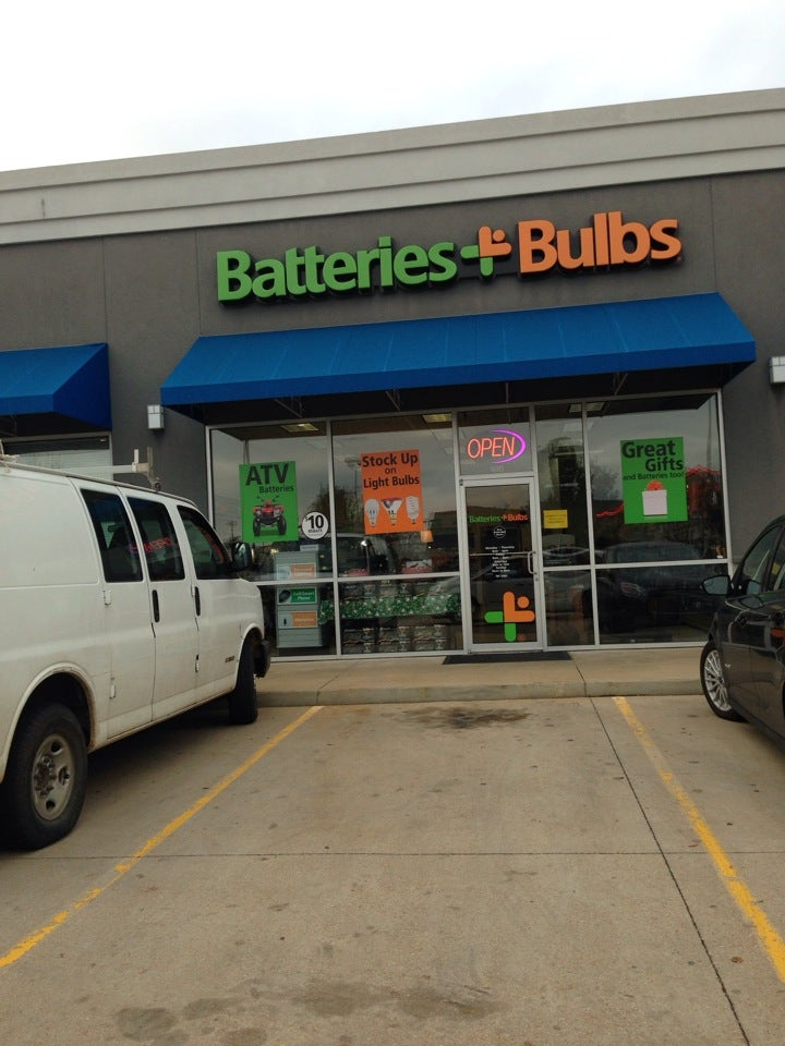 Batteries Plus Bulbs 7230 Youree Dr Suite 108, Shreveport