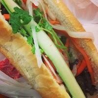 163 Vietnamese Sandwich