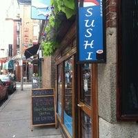 North End Fish & Sushi