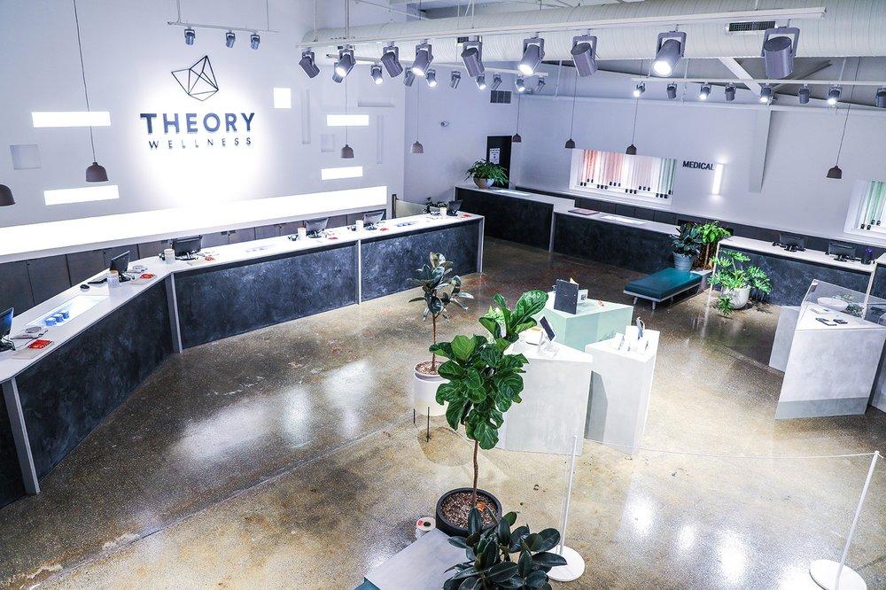 Theory Wellness: Recreational and Medical Marijuana Dispensary 672 Fuller Rd, Chicopee
