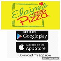 Elaine's Pizza