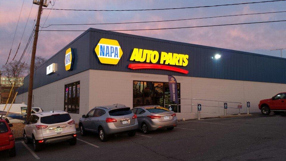 NAPA Auto Parts 40 Millbrook St, Worcester