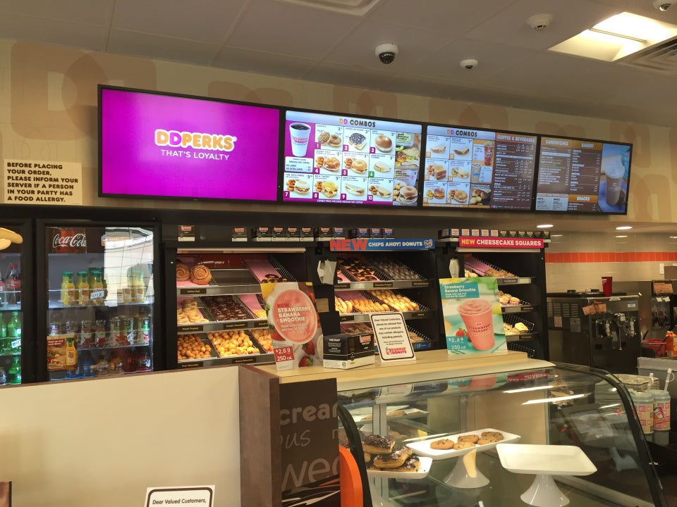 Dunkin' Donuts Worcester