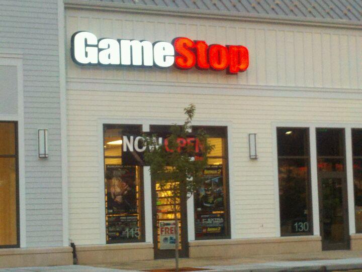 GameStop Worcester