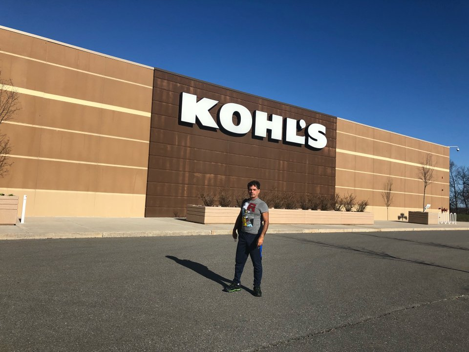 Kohl's 10 Country Club Blvd, Worcester
