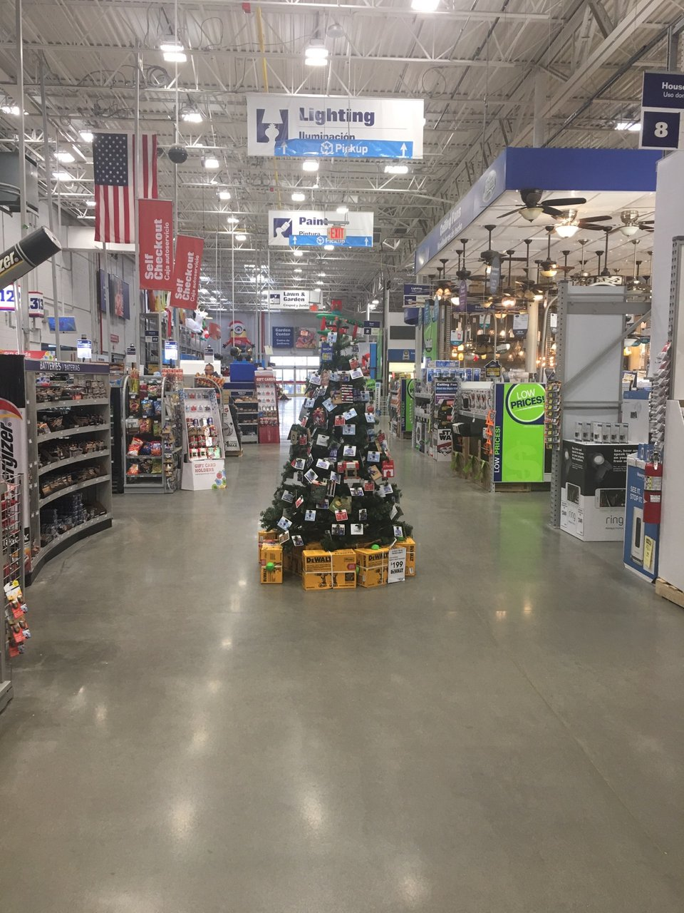 Lowe's 533 Lincoln St, Worcester