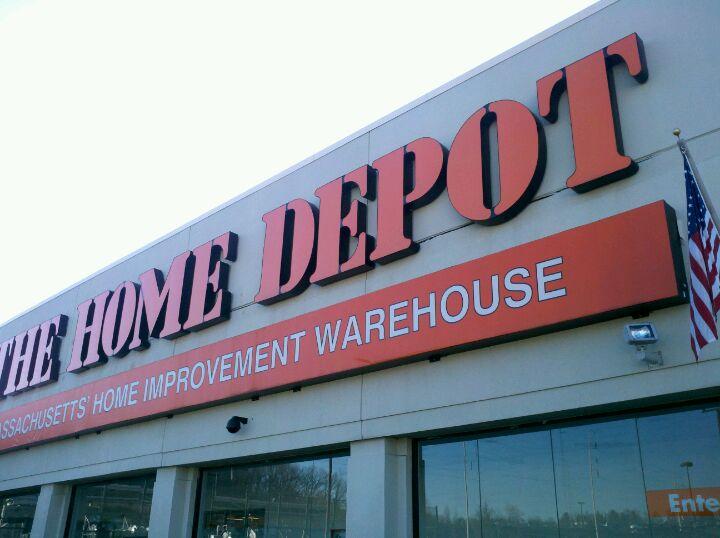 Home Depot 130 Gold Star Blvd, Worcester