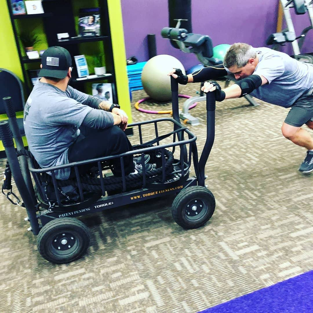 Anytime Fitness Worcester