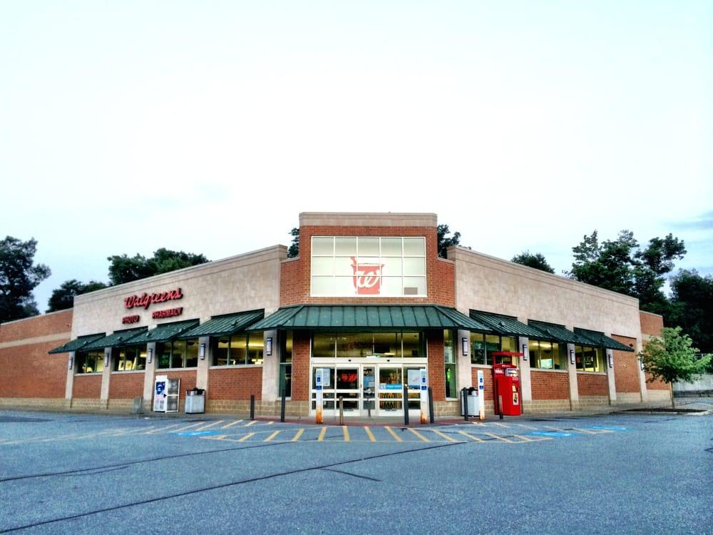 Walgreens Pharmacy Worcester
