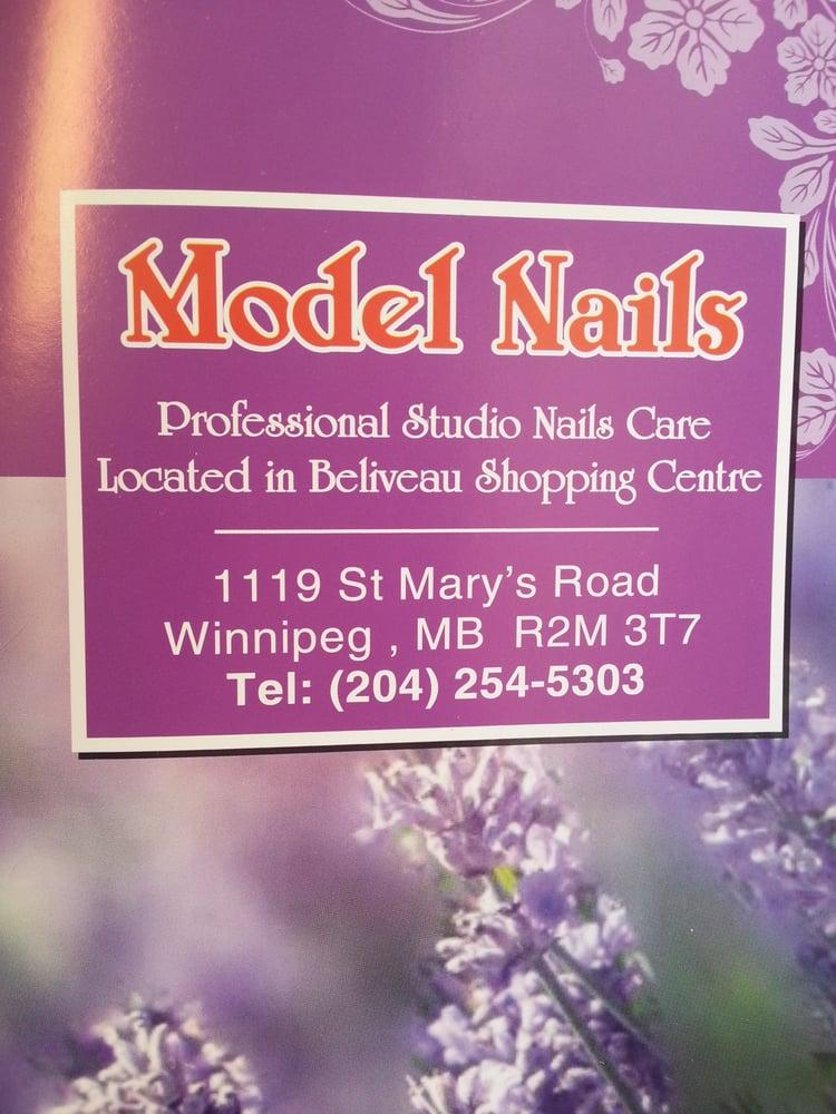 Model Nails