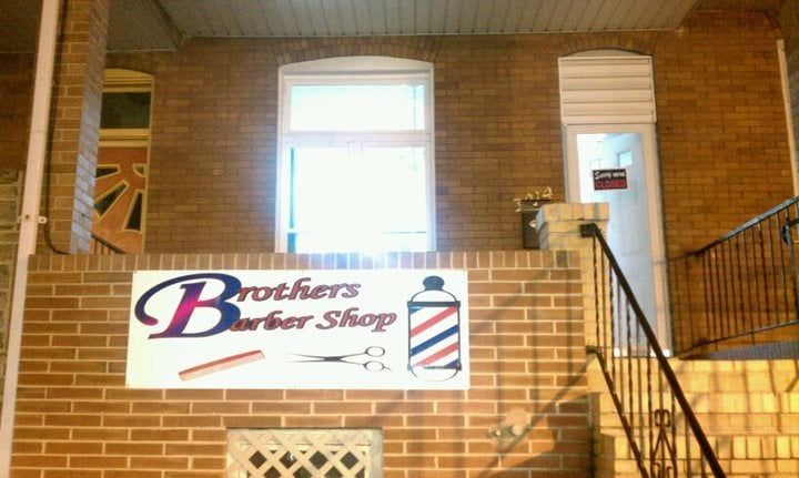 BROTHERS' BARBERSHOP 3414 Belair Rd, Baltimore