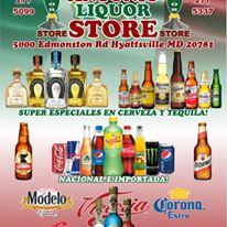 San Antonio Liquor Store
