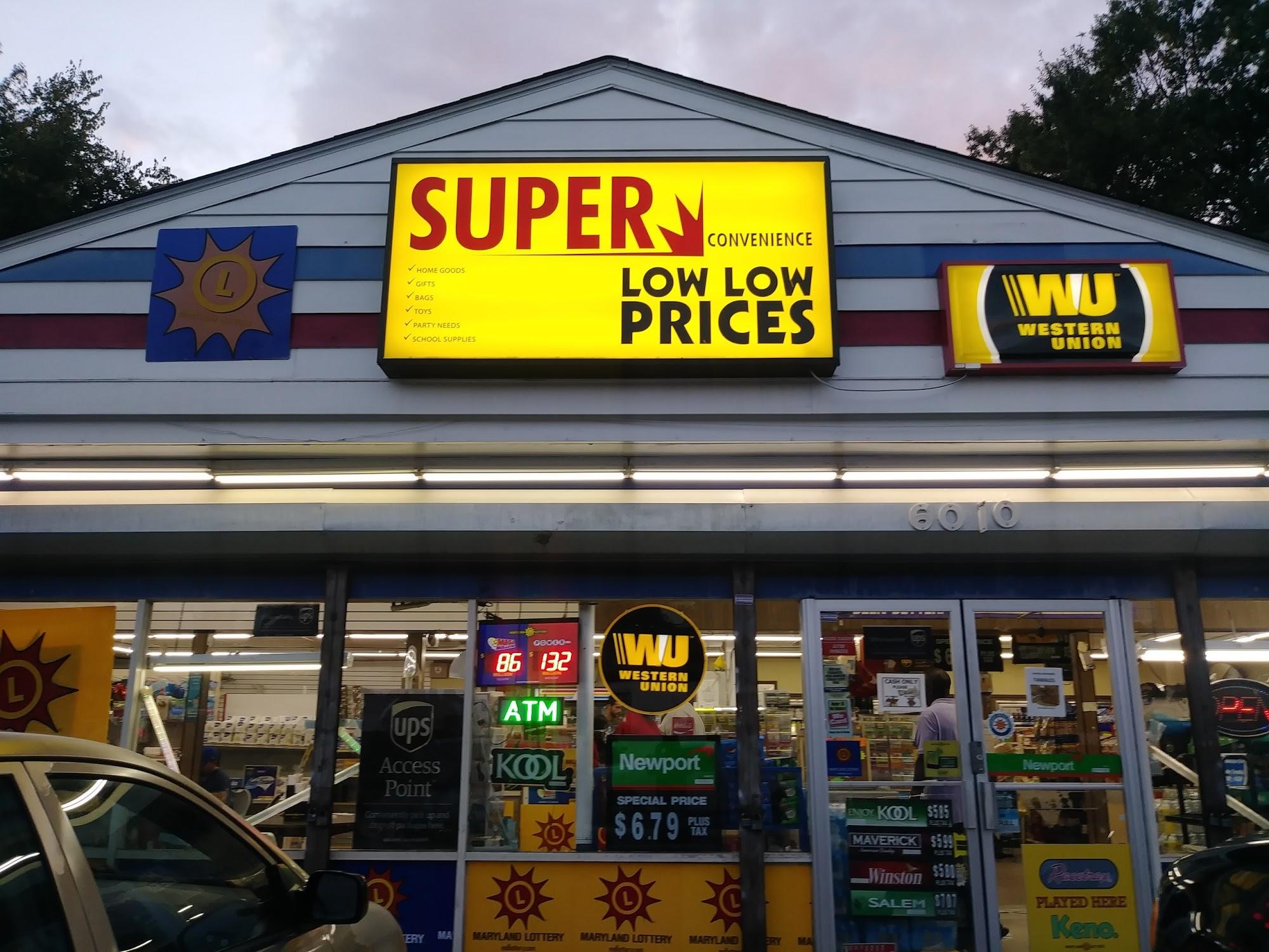 Super Convenience Store