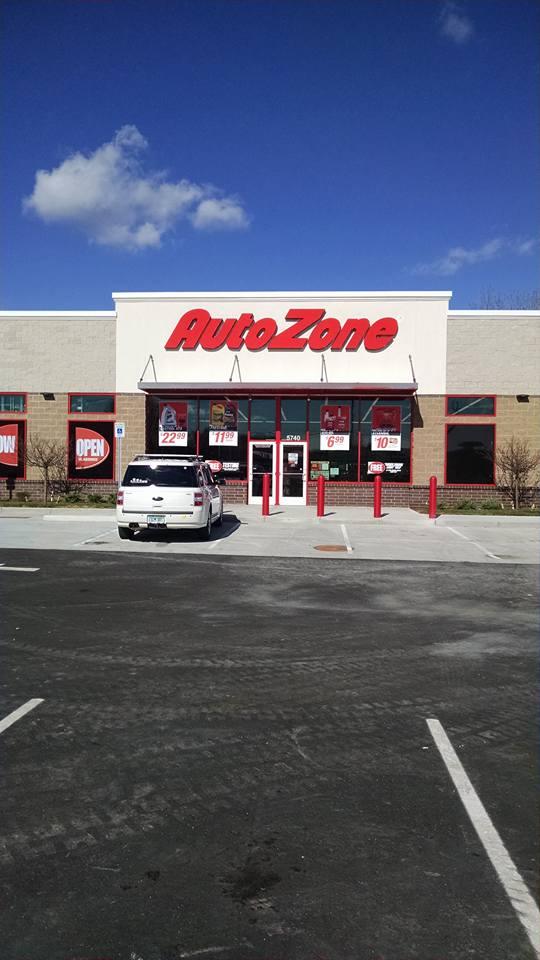 AutoZone 5740 Jackson Rd, Ann Arbor