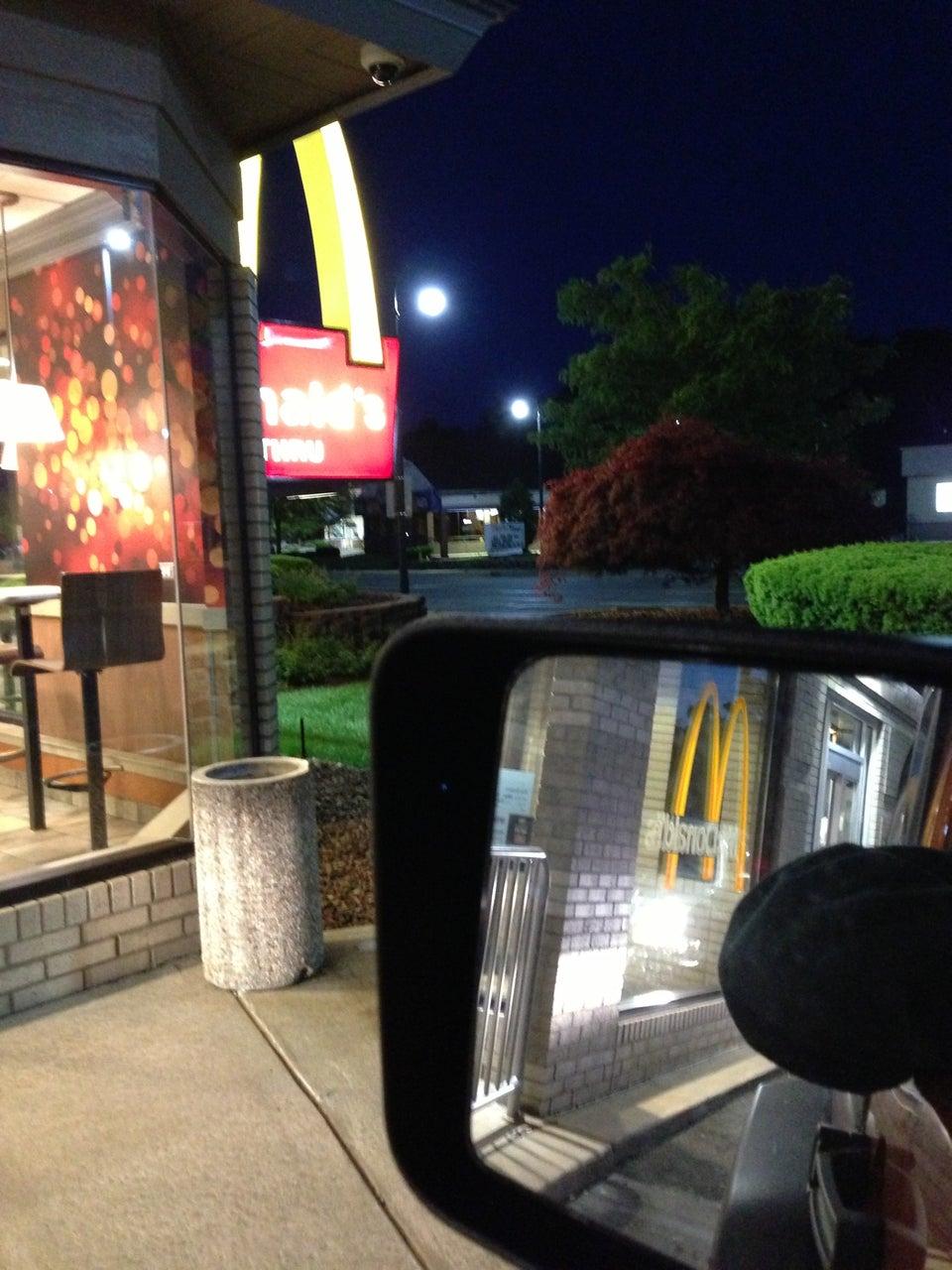 McDonald's Ann Arbor