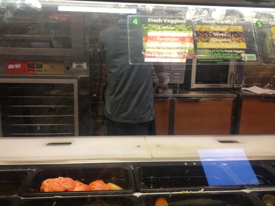 Subway Ann Arbor