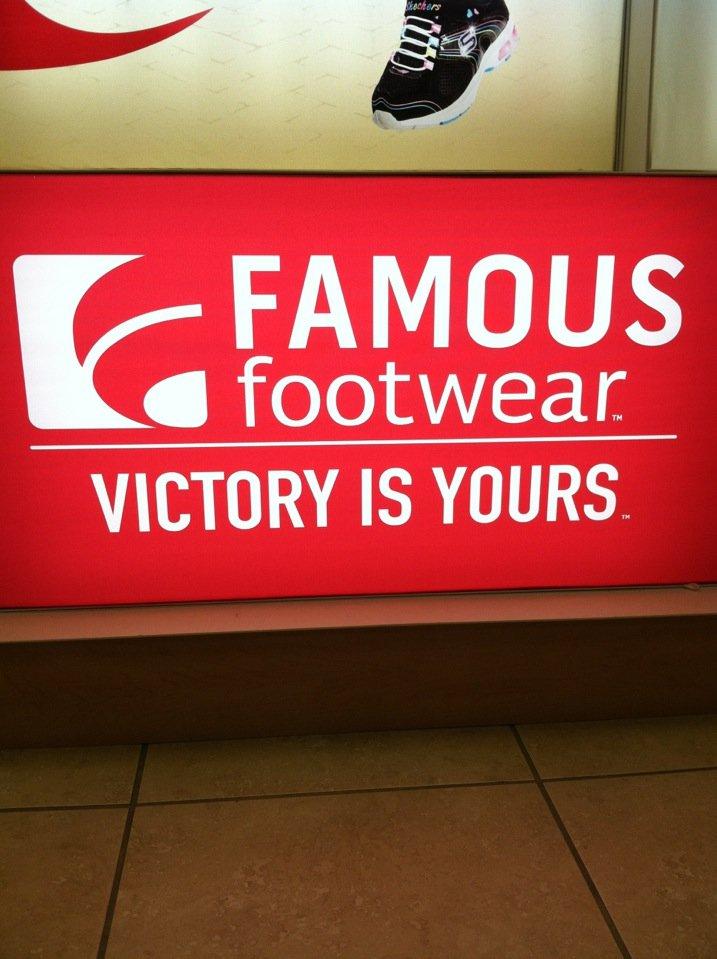 Famous Footwear ARBORLAND CENTER, 3567 Washtenaw Ave, Ann Arbor