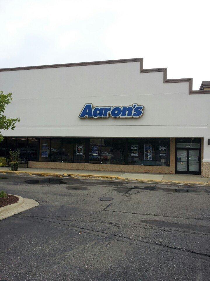 Aaron's 4725 Washtenaw Ave, Ann Arbor