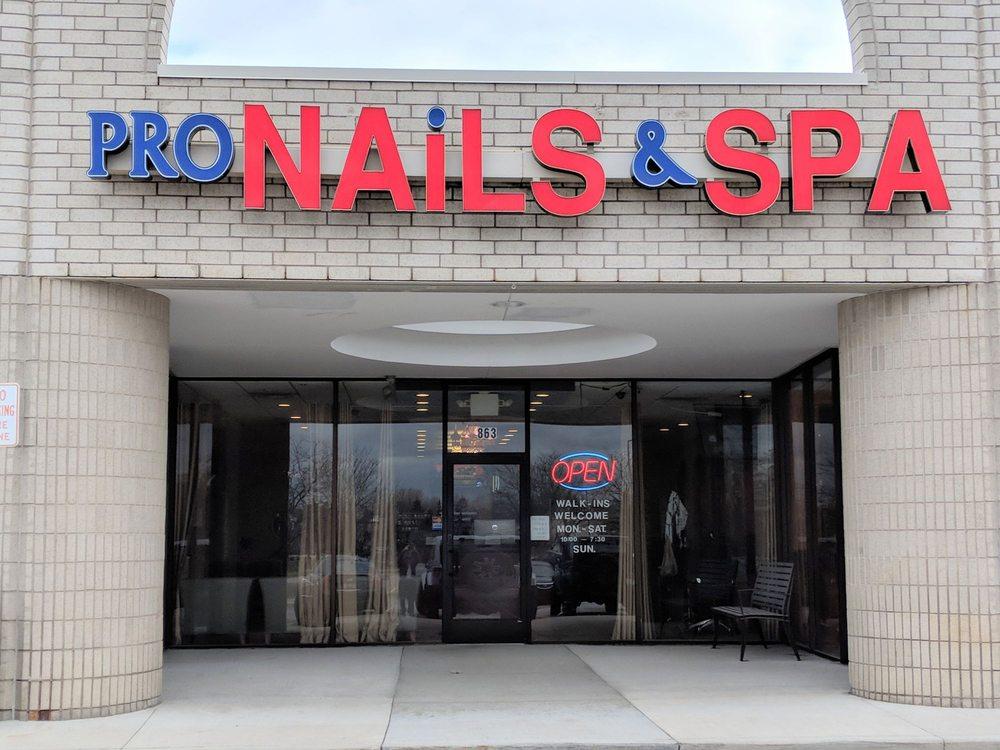 Pro Nails 863 W Eisenhower Pkwy, Ann Arbor
