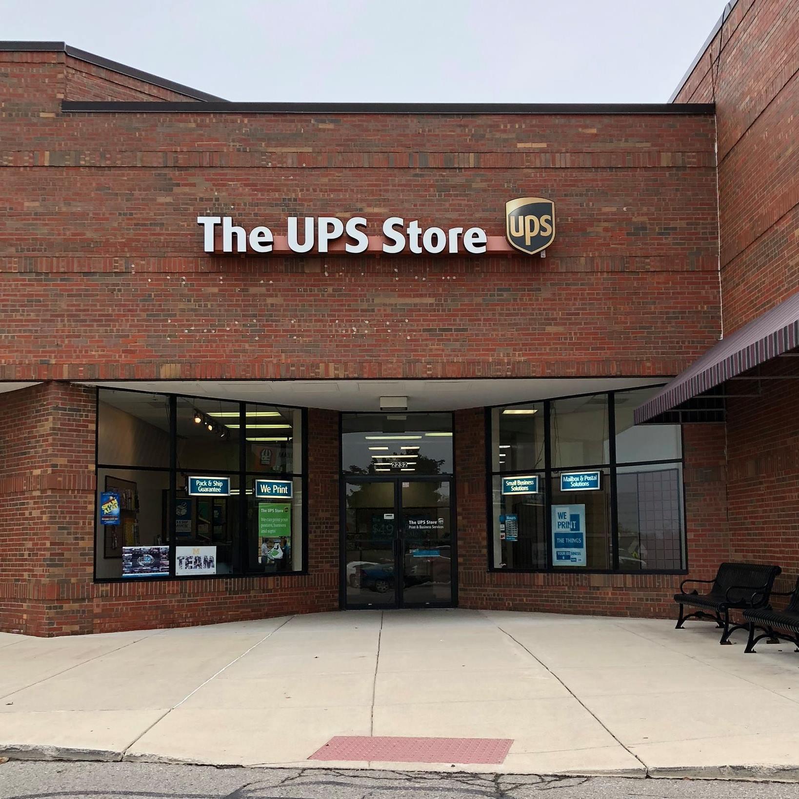 UPS Ann Arbor