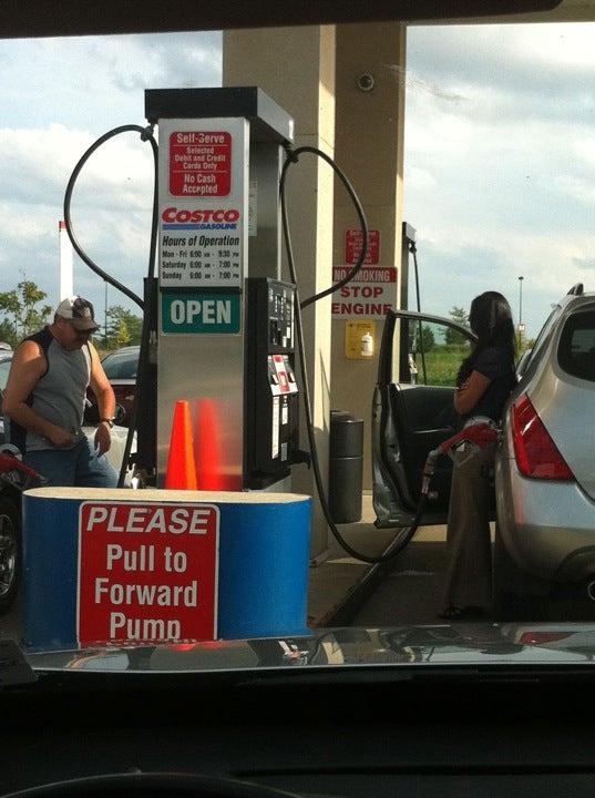 Costco Gas Station 400 Brown Rd, Auburn Hills