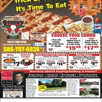 Stosh's Pizza