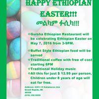 Gursha Ethiopian Restaurant