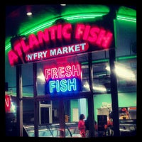 Atlantic Fish Market