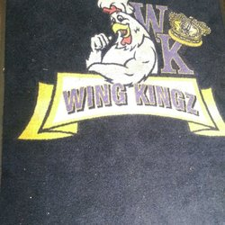 Wing Kingz - curbside delivery available