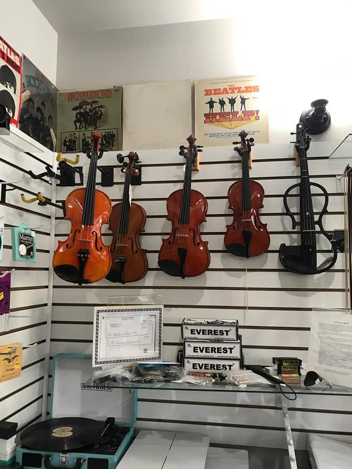 Abbey Road Music Store 421 Broadway St, Marine City