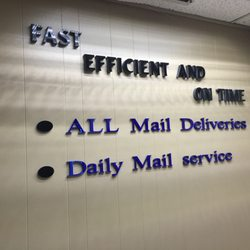 Mail Room Specialist