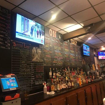 The World's End Craft Burger Bar