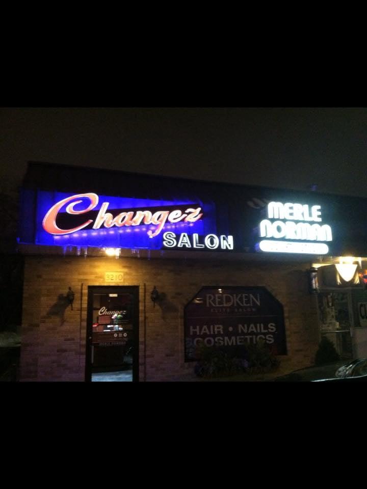 Changez Salon & Spa