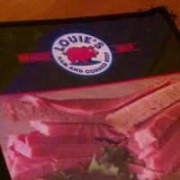 Louie's Ham & Corn Beef