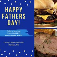 Grizzly's Wood-Fired Grill - Mankato