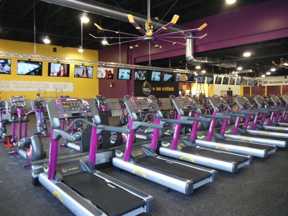 Planet Fitness 1750 MN-36, Roseville