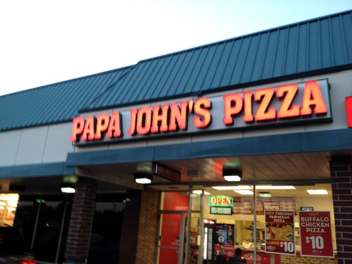 Papa John's 1133 Larpenteur Ave W, Roseville