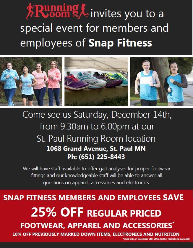 Snap Fitness Saint Paul