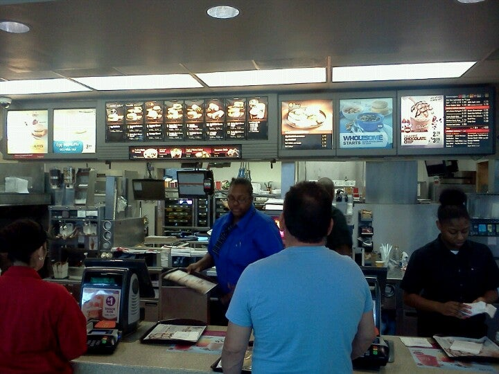 McDonald's Saint Paul