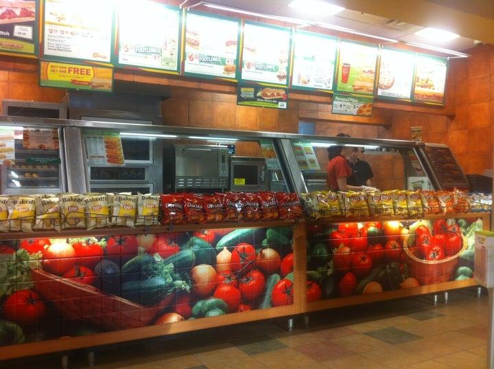 Subway Saint Paul