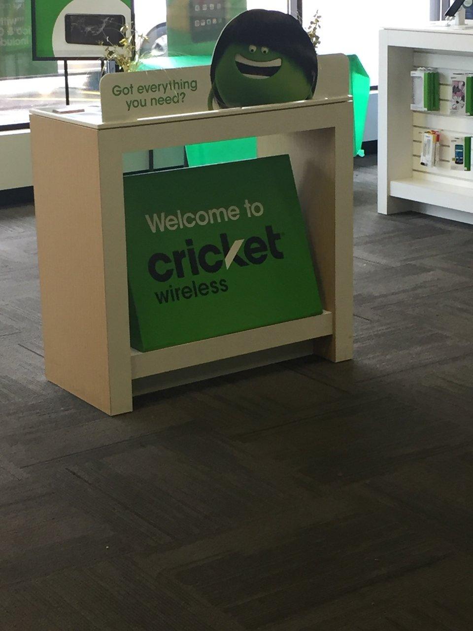Cricket Wireless Saint Paul
