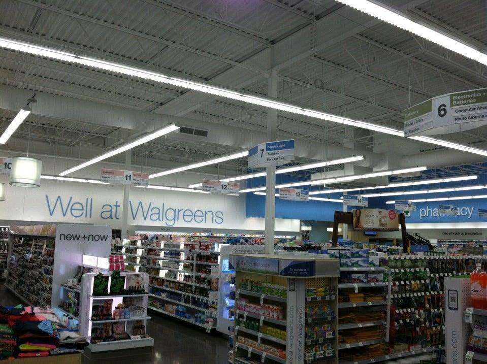 Walgreens Pharmacy Saint Paul
