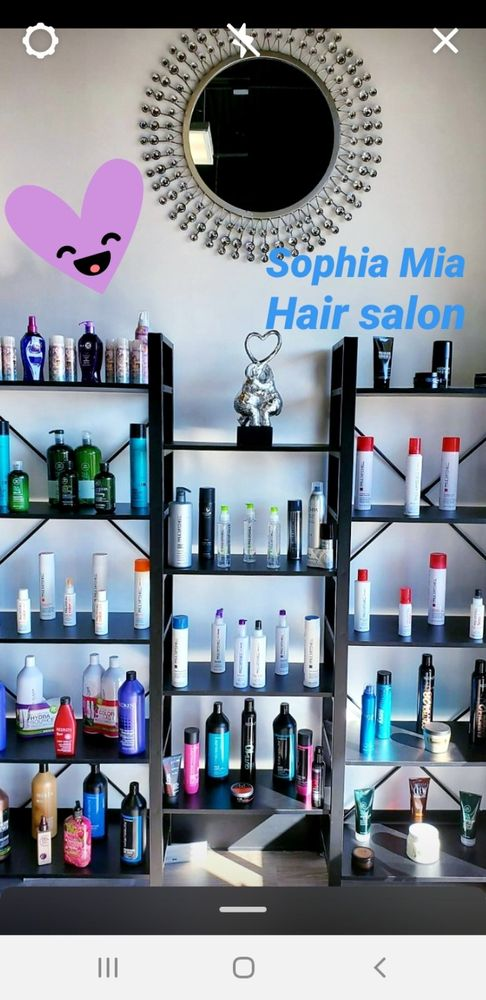 SophiaMia Hair Salon