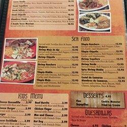 Tequileros Mexican Restaurant