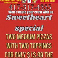 Quik Liquor & Quik Pizza