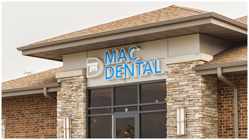 Mac Dental: Dr. Jacob McLauchlin, DDS 413 N, McCroskey St, Nixa