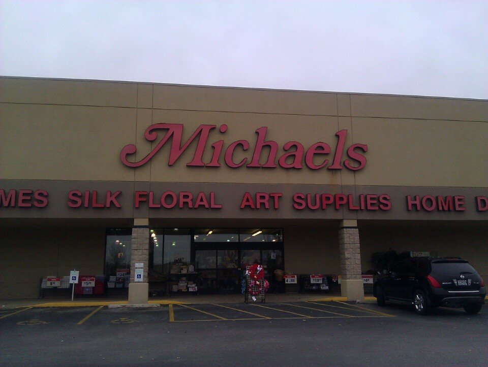Michaels 1840 E Independence St, Springfield