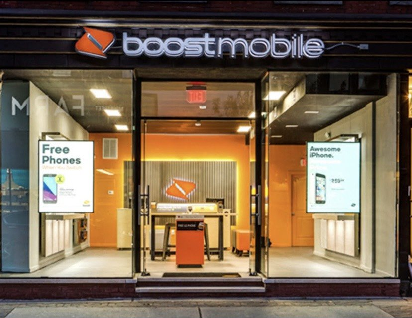 Boost Mobile Springfield