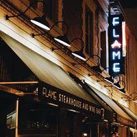 Flame Steakhouse & Wine Bar